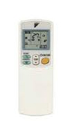 Daikin hand held air-conditioning contoller.