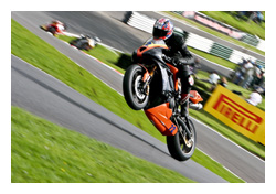 KSL air conditioning and refrigeration sponsored BSB motorcycle racing at one of our corporate events please call 01634 290999 to see how you can attend.